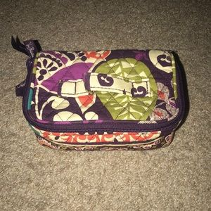 Vera Bradley Jewelry Holder Travel